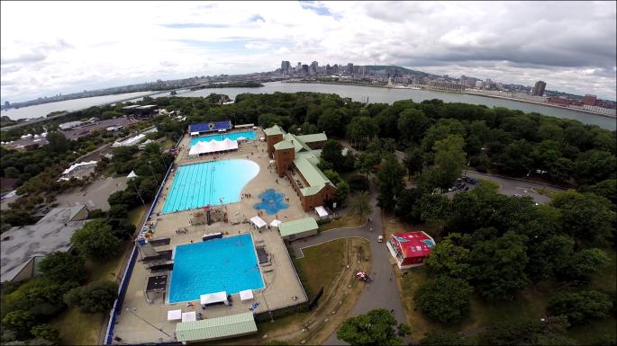 bazény v Jean-Drapeau Parc (zdroj: www.finamasters2014.org)