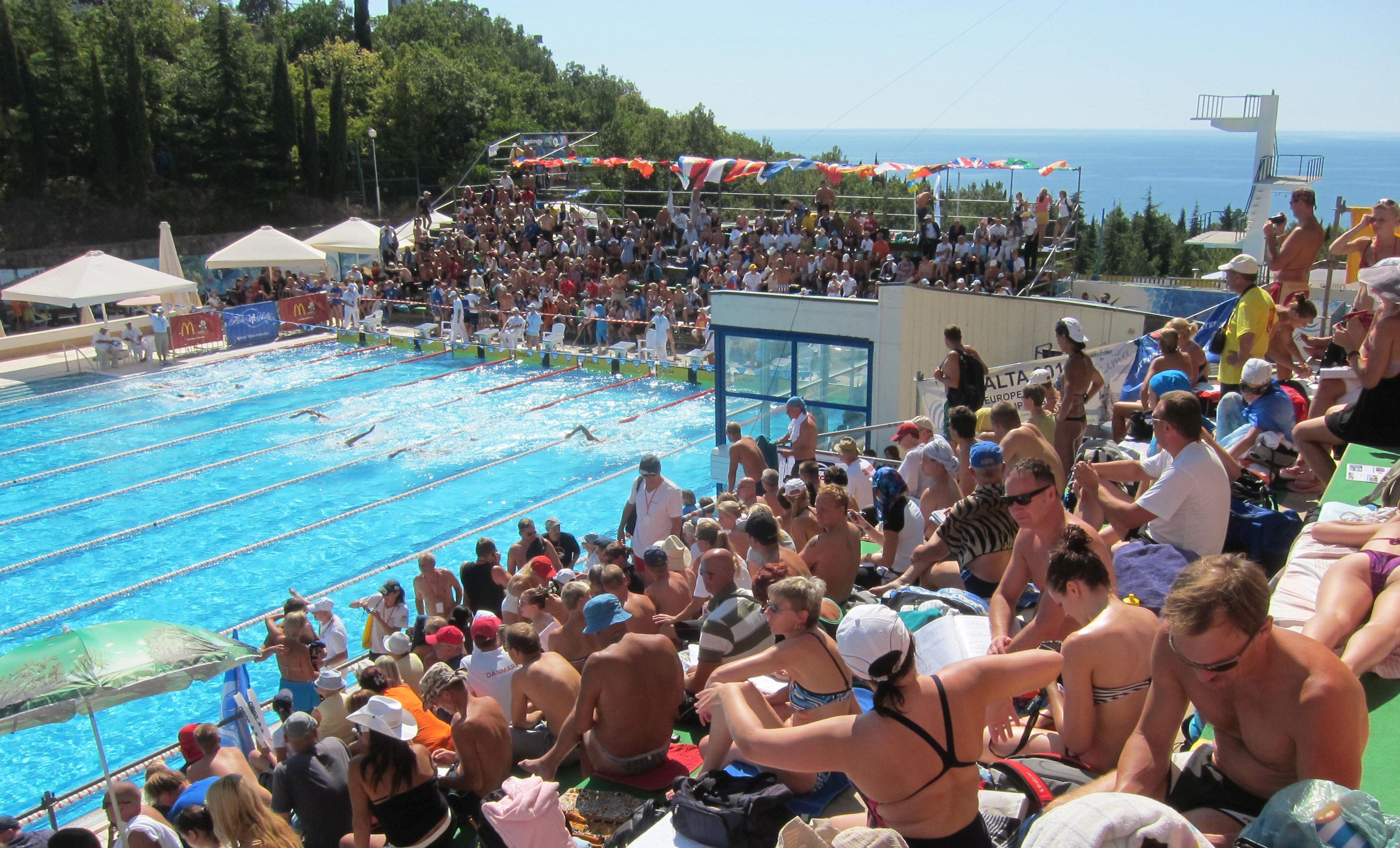 13. Majstrovstvá Európy Masters 2011 - Yalta