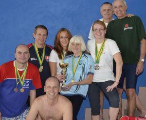Top slovenskí masters plavci 2014