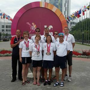 16. FINA Majstrovstvá sveta masters 2015