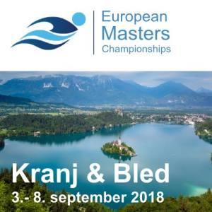 ME masters 2018 v Slovinsku potvrdené