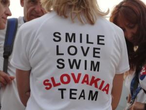 TOP slovenskí masters plavci 2015