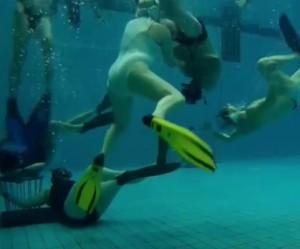 Netradičné vodné športy