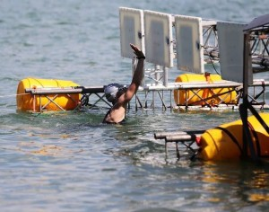 Kluboví veteráni na otvorenej vode