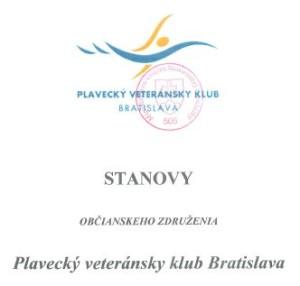 Nové Stanovy PVK Bratislava