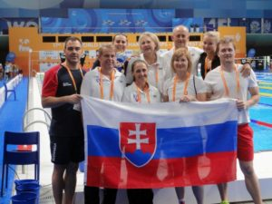 17. Majstrovstvá sveta masters 2017 úspešne ukončené