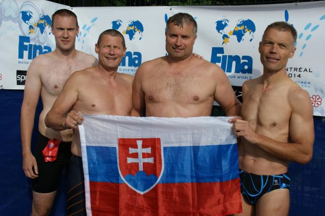 Majstrovstvá sveta v plávaní masters 2014, Montreal
