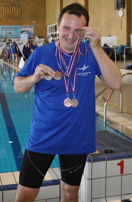 Majstrovstvá Slovenska v plávaní masters 2018, Spišská Nová Ves
