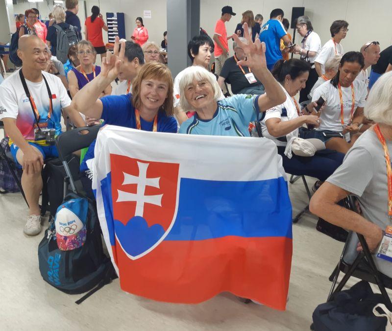18. Majstrovstvá sveta v plávaní masters 2019 v Gwangju, Južná Kórea