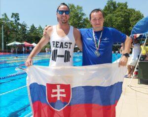 Medzinárodné plavecké preteky masters v Gyula, Maďarsko