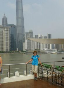 Šanghaj, najľudnatejšie mesto Číny